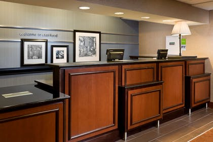Reception | Hampton Inn Houston Stafford