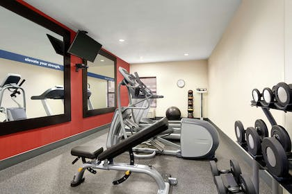 Health club | Hampton Inn Houston Stafford