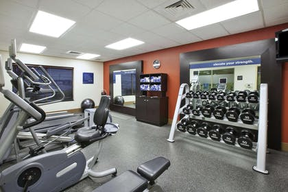 Health club | Hampton Inn & Suites Wichita Northeast