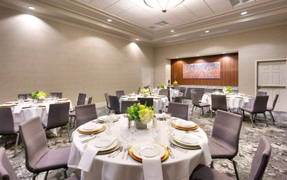 Meeting Room | Hilton Garden Inn Idaho Falls