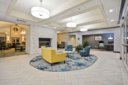 Lobby | Homewood Suites by Hilton Wilmington/Mayfaire, NC