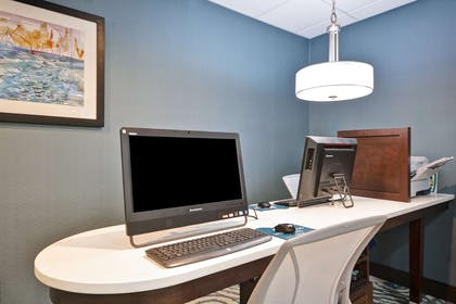 Business Center | Homewood Suites by Hilton Wilmington/Mayfaire, NC