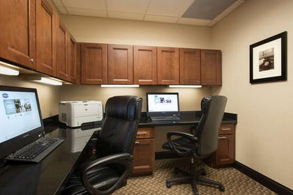 Business Center | Hampton Inn & Suites Crawfordsville