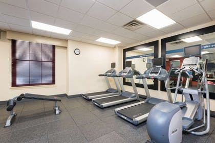 Health club | Hampton Inn Indianapolis Downtown Across from Circle Centre