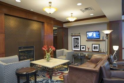 Reception | Hampton Inn and Suites Indianapolis - Fishers