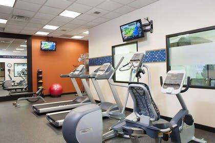 Health club | Hampton Inn and Suites Indianapolis - Fishers