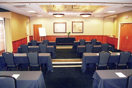Meeting Room | Hampton Inn and Suites Indianapolis - Fishers
