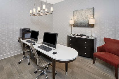Business Center | Homewood Suites by Hilton Indianapolis Keystone Crossing