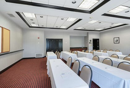 Meeting Room | Hampton Inn & Suites Indianapolis/Brownsburg, IN