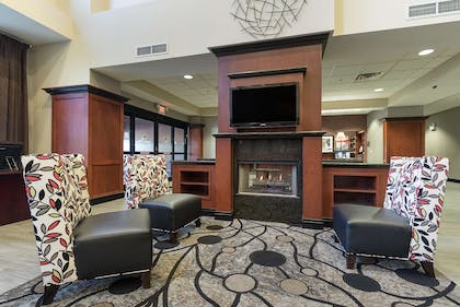 Reception | Hampton Inn & Suites Indianapolis/Brownsburg, IN