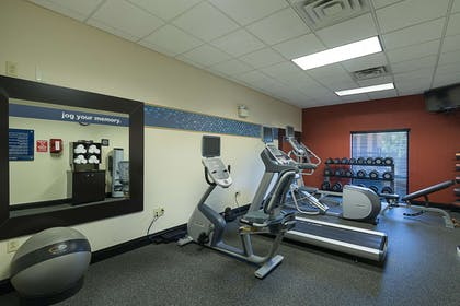 Health club | Hampton Inn & Suites Indianapolis/Brownsburg, IN