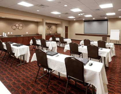 Meeting Room | Hampton Inn and Suites-Winston-Salem/University Area NC
