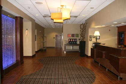 Reception | Hampton Inn and Suites-Winston-Salem/University Area NC