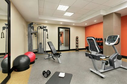 Health club fitness center gym | Home2 Suites by Hilton Long Island City