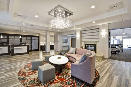 Reception | Homewood Suites by Hilton Ithaca