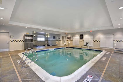 Pool | Homewood Suites by Hilton Ithaca