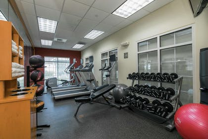 Health club | Homewood Suites by Hilton Ithaca