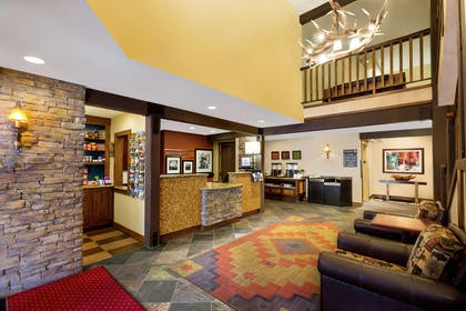 Reception | Hampton Inn Jackson Hole