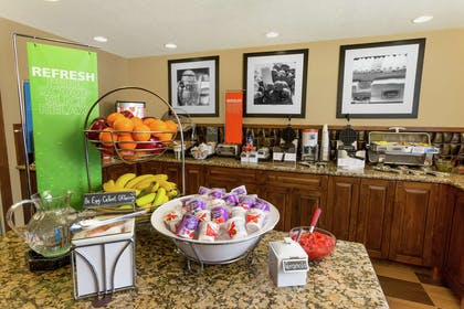 Restaurant | Hampton Inn Jackson Hole
