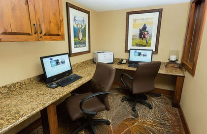 Business Center | Hampton Inn Jackson Hole