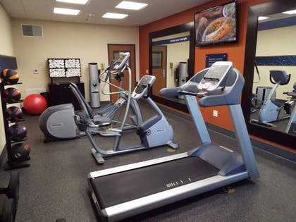 Health club | Hampton Inn Jackson/Clinton