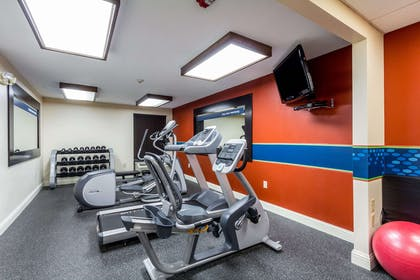 Health club | Hampton Inn Jackson/Pearl-Jackson International Airport