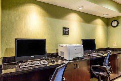 Business Center | Hampton Inn Jackson/Pearl-Jackson International Airport