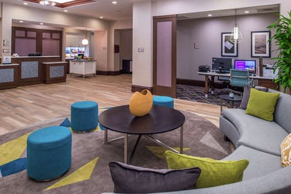 Reception   Homewood Suites by Hilton Jacksonville Downtown-Southbank
