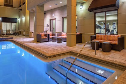 Pool   Homewood Suites by Hilton Jacksonville Downtown-Southbank