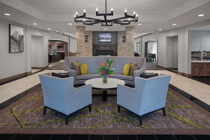 Lobby | Homewood Suites by Hilton Carle Place - Garden City, NY
