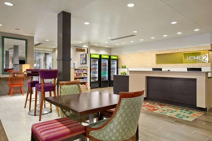 Reception | Home2 Suites by Hilton Jacksonville, NC