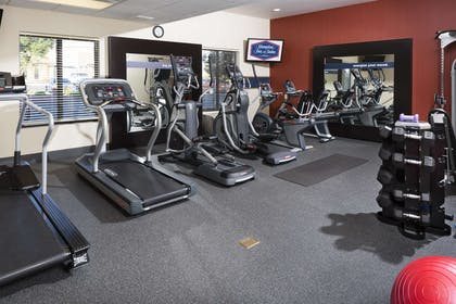 Health club | Hampton Inn & Suites Las Vegas South