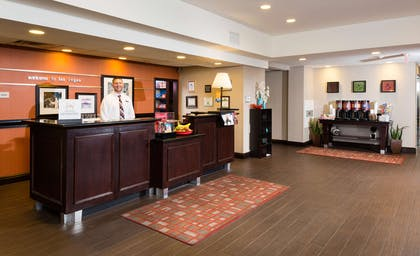 Reception | Hampton Inn & Suites Las Vegas South