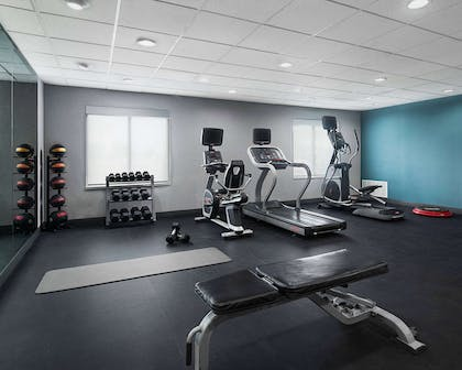 Health club | Hampton Inn & Suites Lubbock Southwest