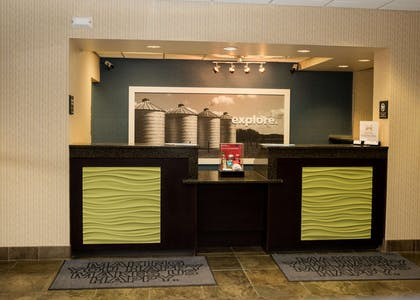 Reception | Hampton Inn North Platte