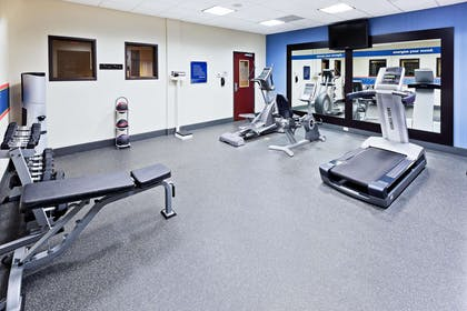 Health club | Hampton Inn & Suites Liberal, KS