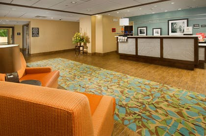 Reception | Hampton Inn Lake Charles