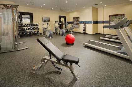 Health club | Hampton Inn Lake Charles