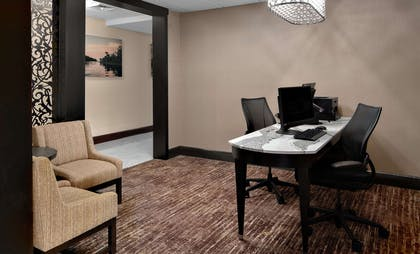 Business Center | Homewood Suites by Hilton Lafayette-Airport, LA