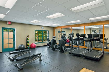 Health club | DoubleTree by Hilton San Pedro - Port of Los Angeles