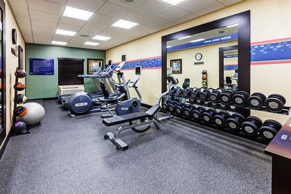 Health club | Hampton Inn & Suites Lake Jackson-Clute