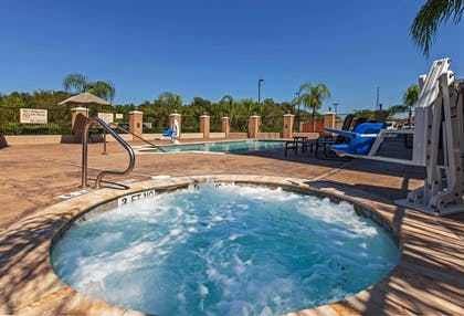 Spa | Hampton Inn & Suites Lake Jackson-Clute