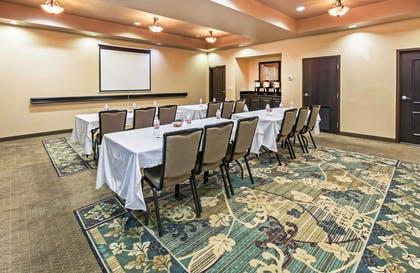 Meeting Room | Hampton Inn & Suites Lake Jackson-Clute