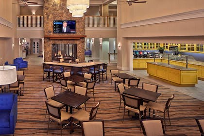 Lobby | Homewood Suites by Hilton Lake Mary