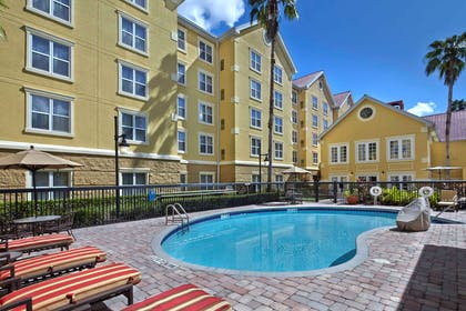 Pool | Homewood Suites by Hilton Lake Mary