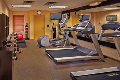 Health club fitness center gym | Homewood Suites by Hilton Lake Mary
