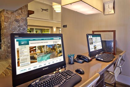 Business Center | Homewood Suites by Hilton Lake Mary