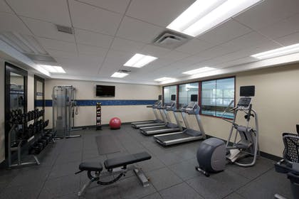 Health club | Hampton Inn & Suites Lake Placid