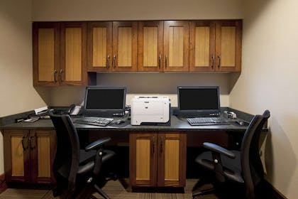 Business Center | Hampton Inn & Suites Lake Placid