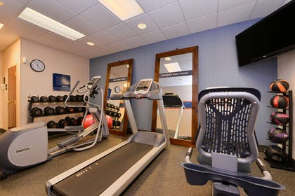 Health club | Hampton Inn & Suites Lady Lake/The Villages